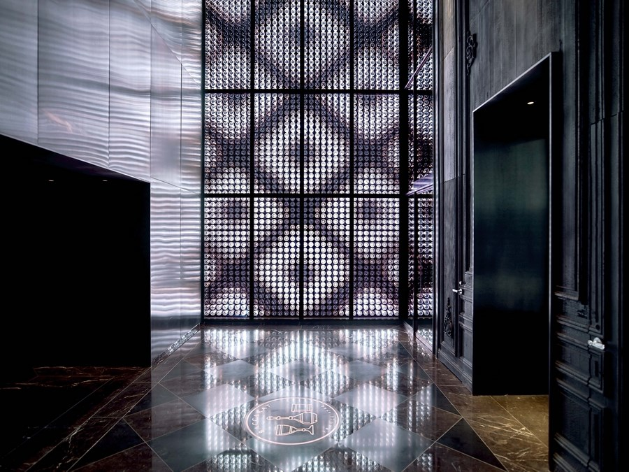 Baccarat Hotel & Residences New York_Entry