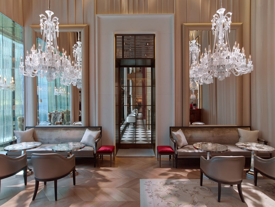 Baccarat Hotel & Residences New York_Grand Salon (10)