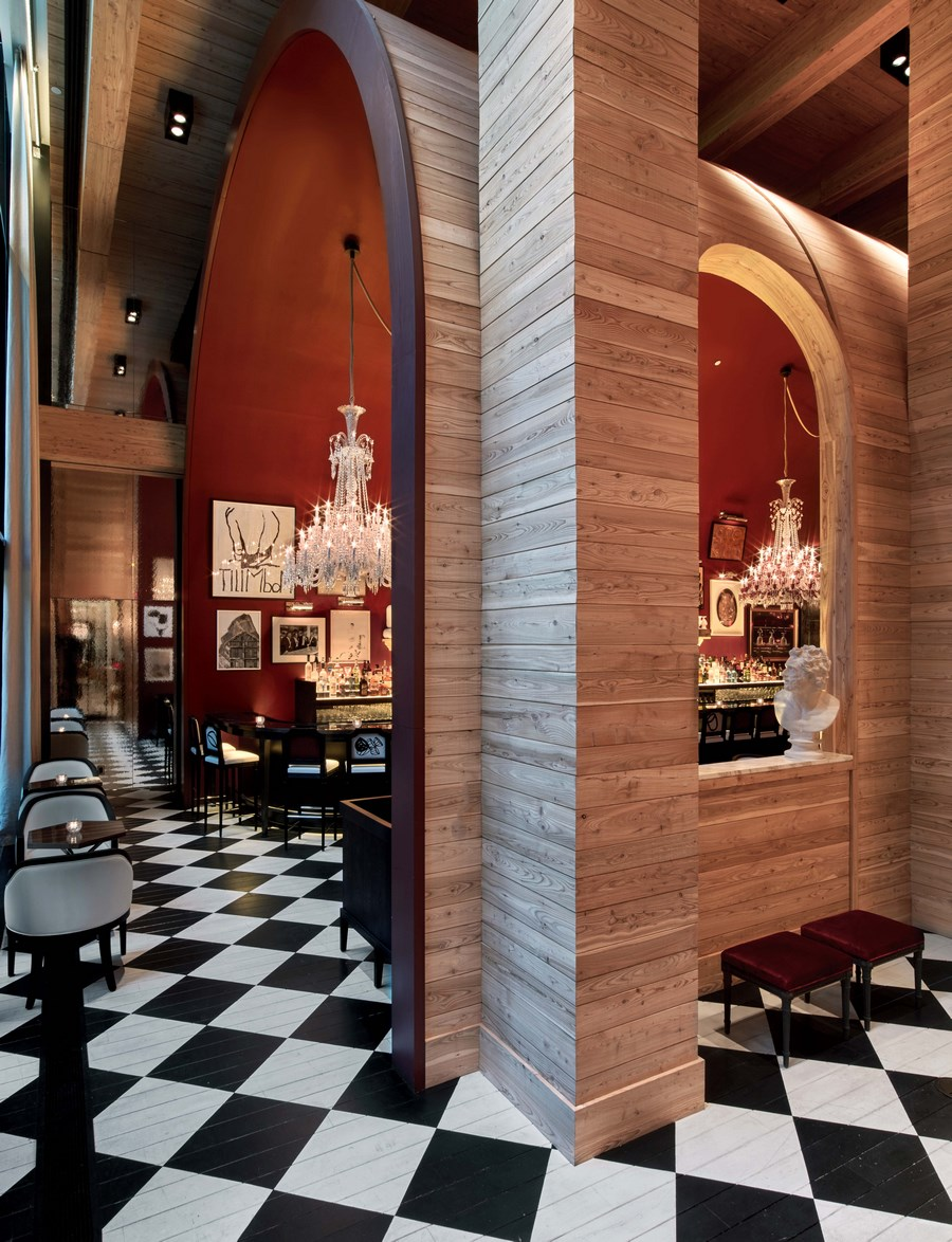 Baccarat hotel residences new york architravelnet - Baccarat hotel new york ...